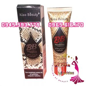 kiss beauty bb cream