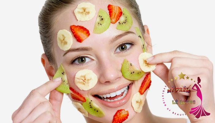 mặt nạ hoa quả