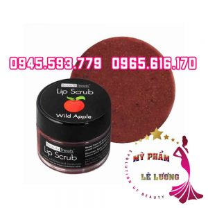Beauty treats lip scrub