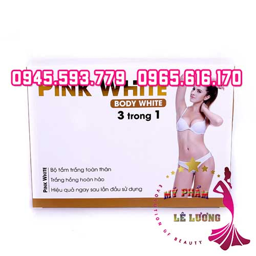 Pink white 3 trong 1