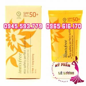 Innisfree eco safety perfect sunblock spf 50 1