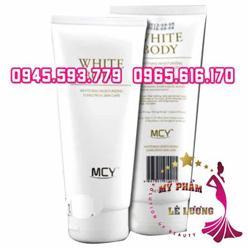 Whitening body mcy 2