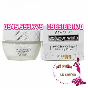 3w clinic collagen whitening