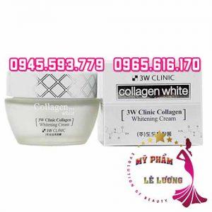 3w clinic collagen whitening