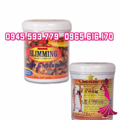 Dello slimming body cream