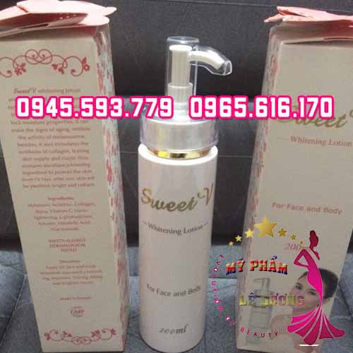 Body Whitening Sweet V 4