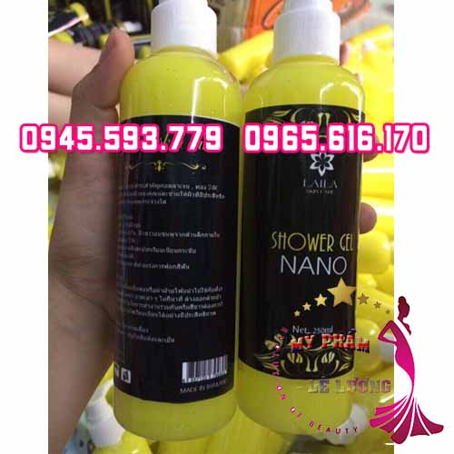 Shower gel nano-2