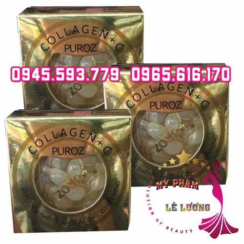 Puroz collagen + c-3