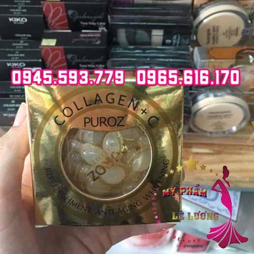 Puroz collagen + c