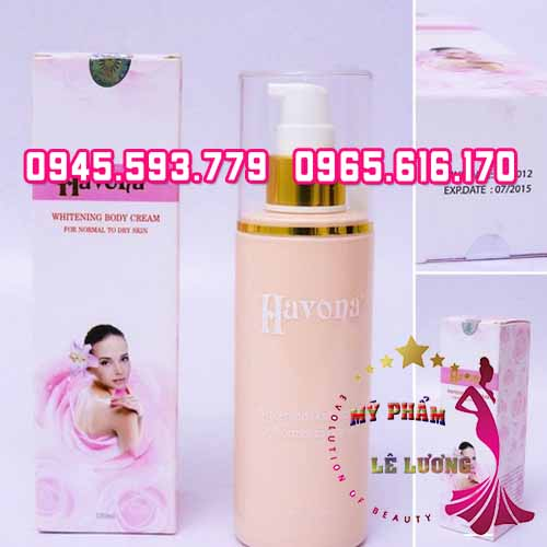 Havona make up body-3