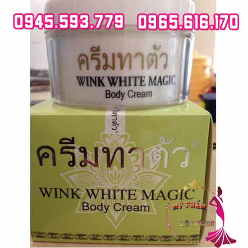Wink White Magic