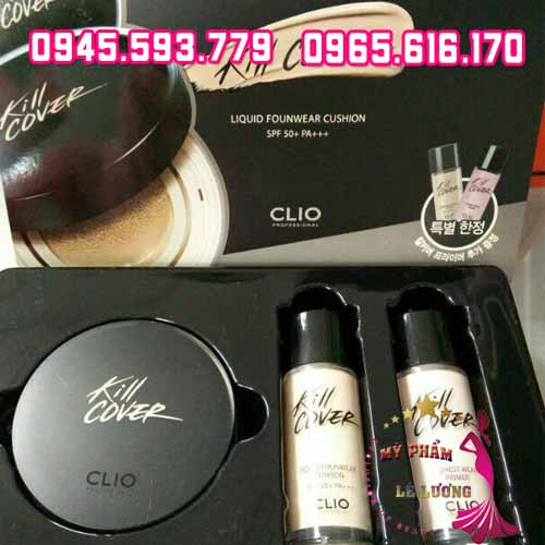 Clio Kill Cover Liquid Founwear-3