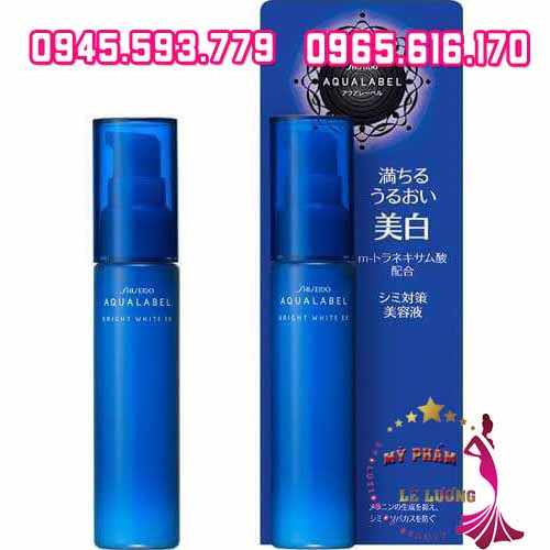 Serum shiseido aqualabel-3