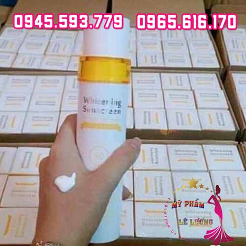whitening sunscreen-1