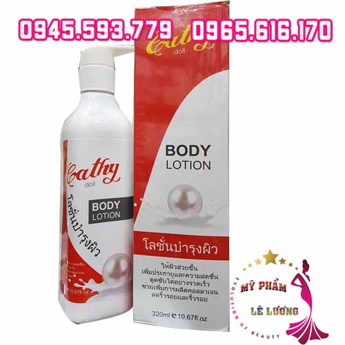 Kem body cathy doll-3