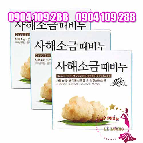 Dead sea mineral salts body soap-4