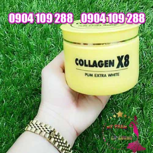 Kem body collagen X8-1