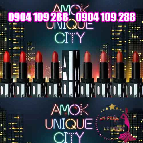Son Amok Unique City Technical Lipstick Limited-4