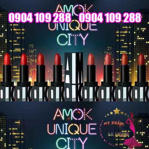 Son Amok Unique City Technical Lipstick Limited-4