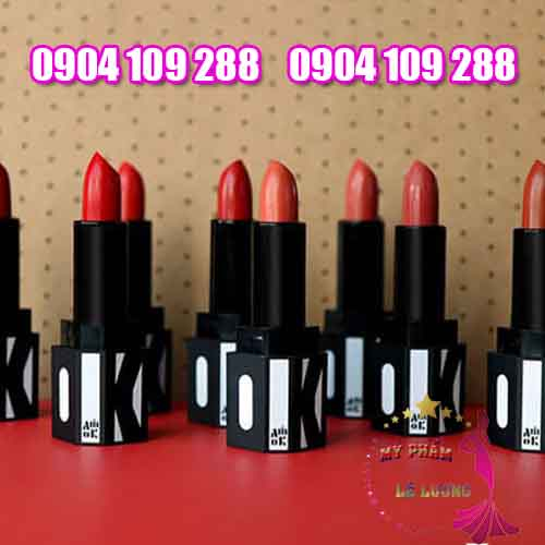 Son Amok Unique City Technical Lipstick Limited