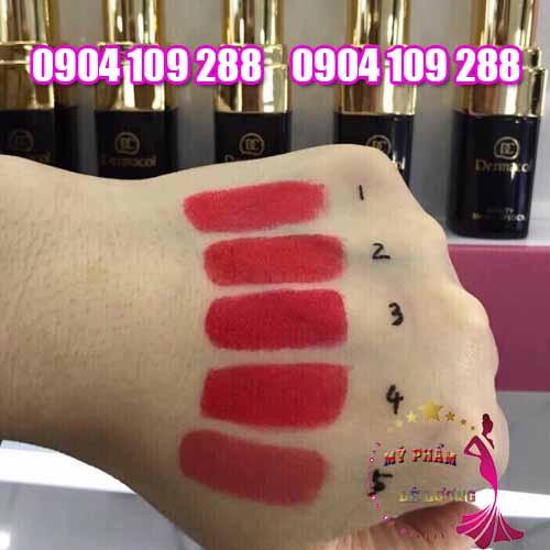 Son dermacol velvet matte lipstick-3