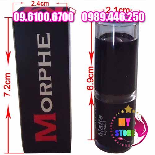 Son morphe matte lipstick-1