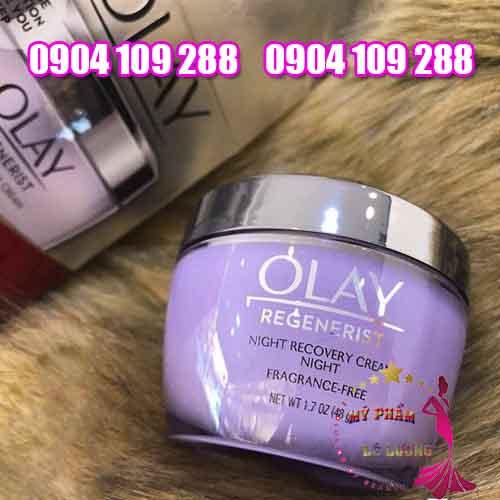 kem olay regenerist night recovery cream-1