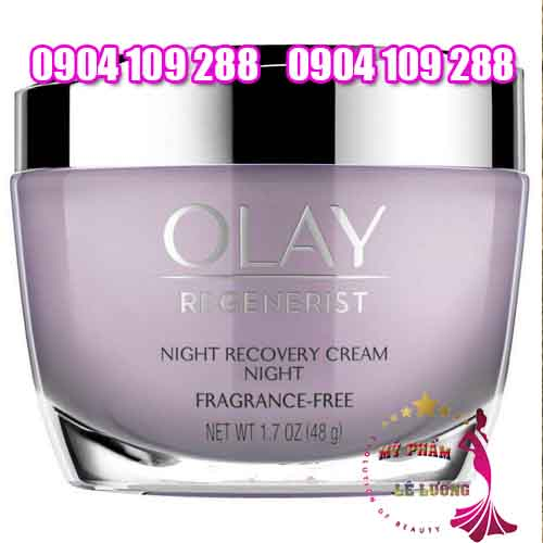 kem olay regenerist night recovery cream-2