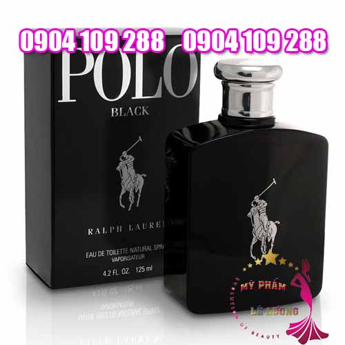 polo double black-1