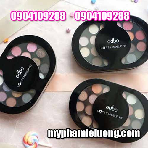 odbo lofty makeup kit