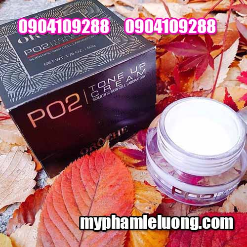 Kem po2 tone up cream-2
