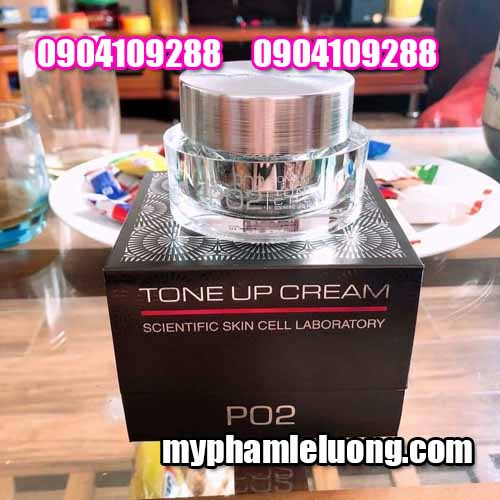 Kem po2 tone up cream-4